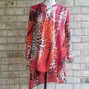 Gorgeous New Directions Tunic/Dress Sz S